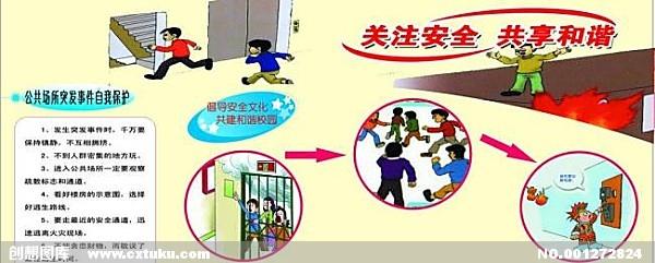 小学生消防安全小知识图片